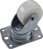 Colson 3 Series Airport Cargo transport Swivel Industrial Top Plate Nylon Caster wheels