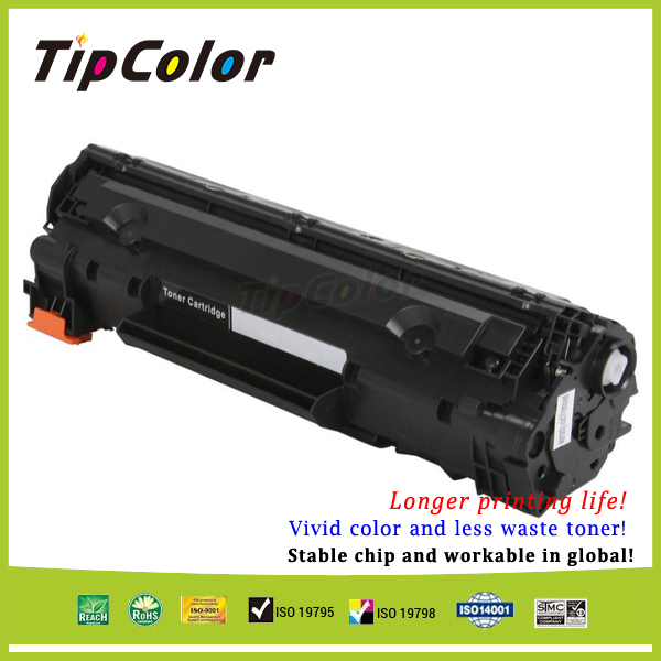 For HP Laserjet M1212Nf M1132 Mfp Printer Black Toner Cartridge CE285A