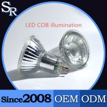 led spotlight gu10 best illumination natural light cob led GU10
