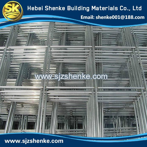 China Professional 2015 Good 4X4 Galvanized Steel Wire Mesh Panels
