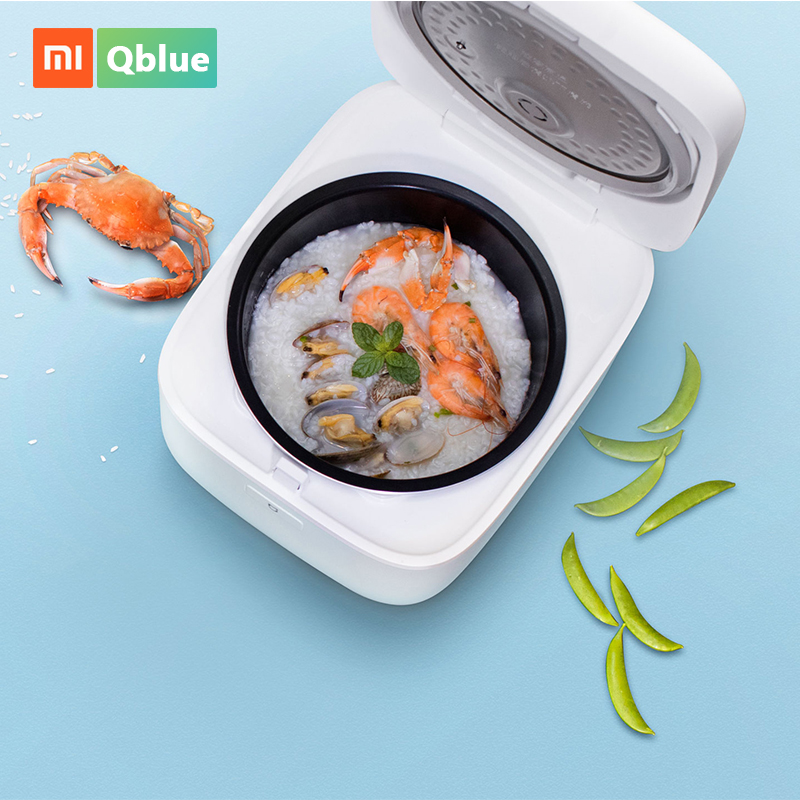 Xiaomi Smart Electric Rice Cooker 3L /4L IH Heating cooker home appliances for kitchen APP WiFi Control xiaomi rice cooker