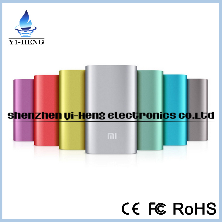 Mi power bank 5600mAh Xiaomi 5600 mAh portable power bank External Battery Pack for Xiaomi M2 M3 Redmi Cell phones