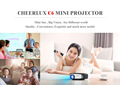 CHEERLUX Mini Projector Factory Price Indonesia local shipment