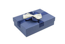 Popular Style Bow Tie Diy 300 Gsm Tea Engagement Scarves Perfume Dolls Jewelry Donut Gift Box Paper Box Packaging With Ribbon