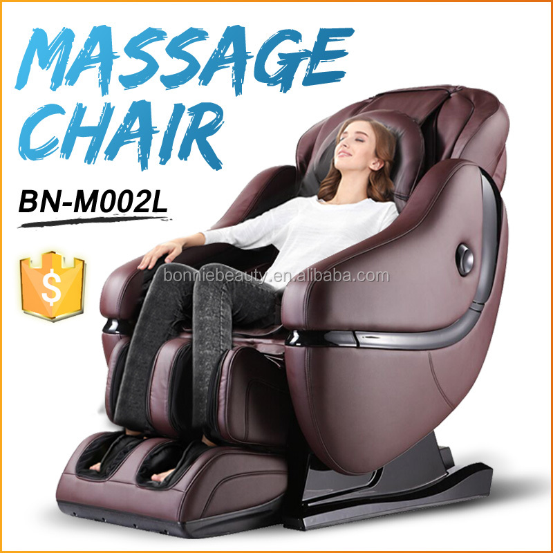 The most comfortable and cheap 3D zero gravity full body massage chair from BONNIEBEAUTY