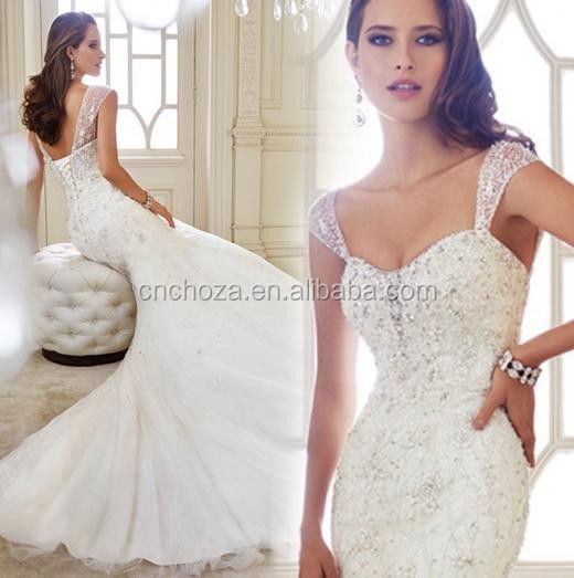Z59724A Wholesale european style long white evening dresses in plus size