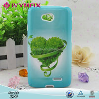 watertransfer printing mobilephone case for LG L70