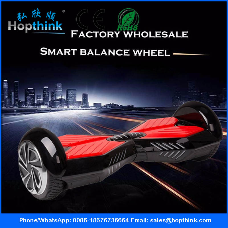 Hot selling fashion electric scooters 6.5 inch smart electro motion board self balancing scooter