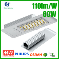 Waterproof IP65 solar light for garden, led street lamp 60W 40W 30W