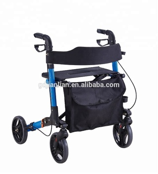 JL9180 2017 innovative product ideas Lightweight aluminum rollator