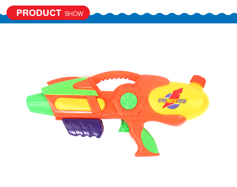 Chenghai toys children summer game 15.6 inches plastic watergun for outdoor play