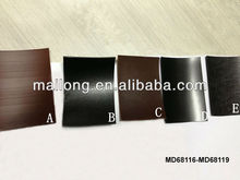 Microfiber artificial PU leather