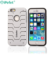 Hot New Products 2016 Lightweight and Durable 2 in 1 tpu cell phone cases for iphone6