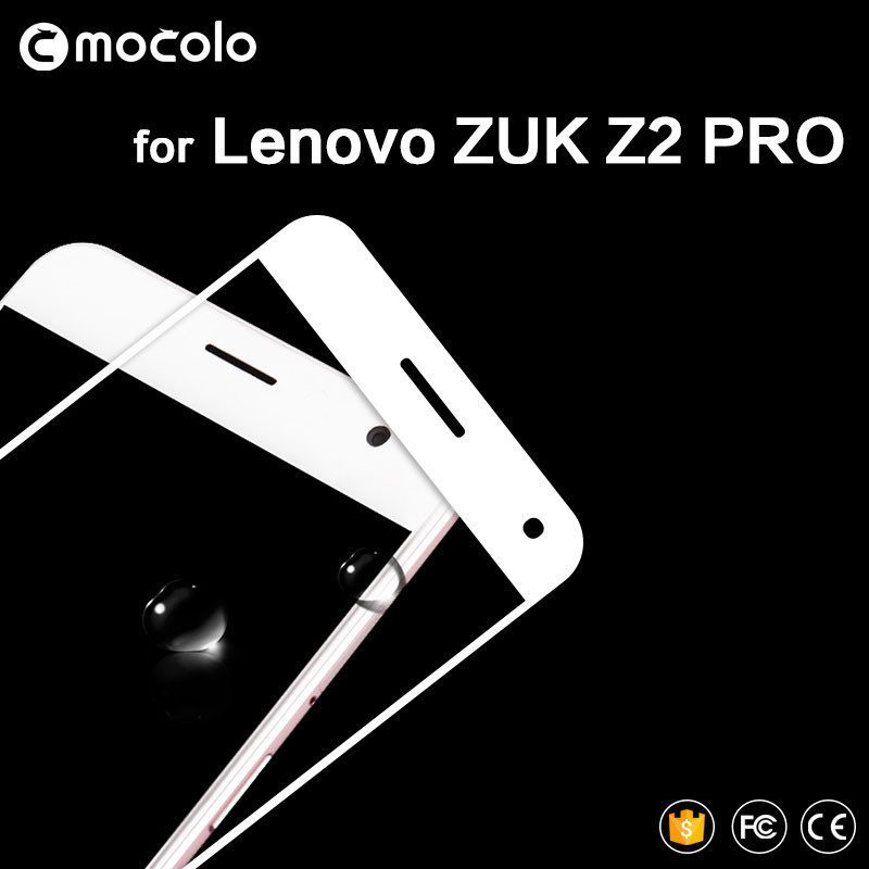 2017 most popular clear Tempered Glass Screen Protector for Lenovo Zuk Z2 Pro , Scratch Proof Protective Film