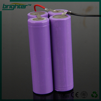 lithium 18650 battery from china factory