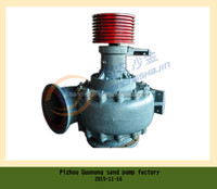 Small sand dredger pump for sale