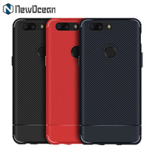 Wholesale Carbon Fiber Case Cell Mobile Phone Accessory For Oneplus 5T Mobile Phone Accessories Factory In China