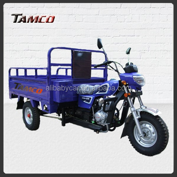 TAMCO T150ZH-CMH advertising tricycle/van cargo tricycle/bikes tricycles