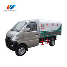 Chang'an Economic 100% new 3cbm dump garbage truck for sale
