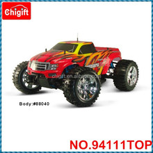 HSP 94111top HSP 1/10 RC Car 2.4Ghz Brushless 4WD RC Monster Truck With Lipo Battery