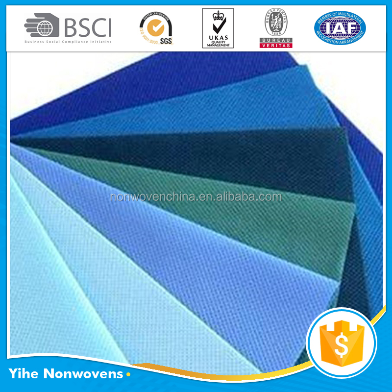 Self-adhesive felt roll spray coated sms spunbond nonwoven fabric