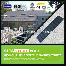 Metal Sale Roofing Products / Stone Metal Roof Tile