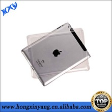Cheep and Clear Transparent Hard Plastic Case For iPad 2 3 4