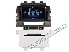 WITSON mp3 interface OPEL ASTRA J with 1080P HD Video Display