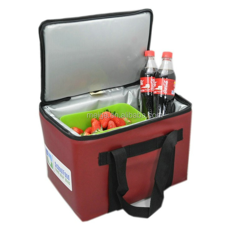 BSCI lunch box//insulated lunch zero degrees inner cool cooler bag