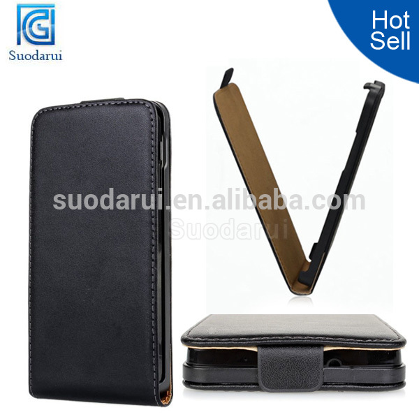 Slim Flip Leather phone leather flip case for nokia lumia 620
