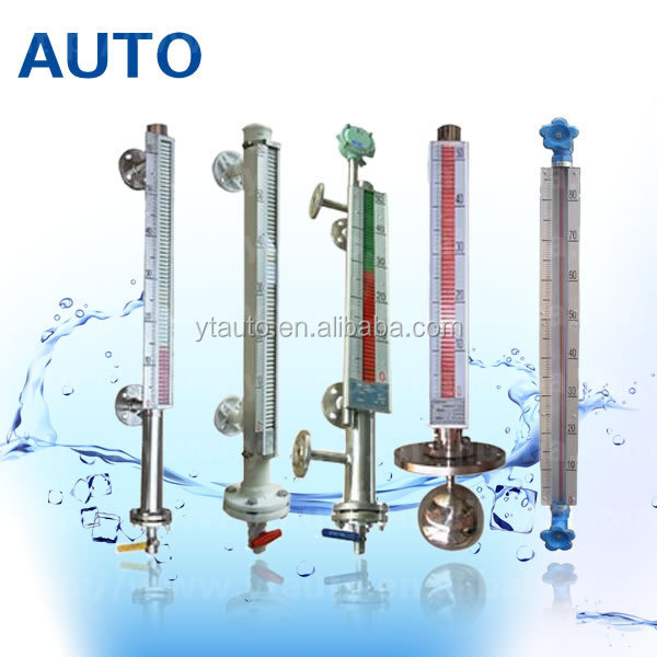 low cost UHZ Magnetic Float water level indicator with high quality