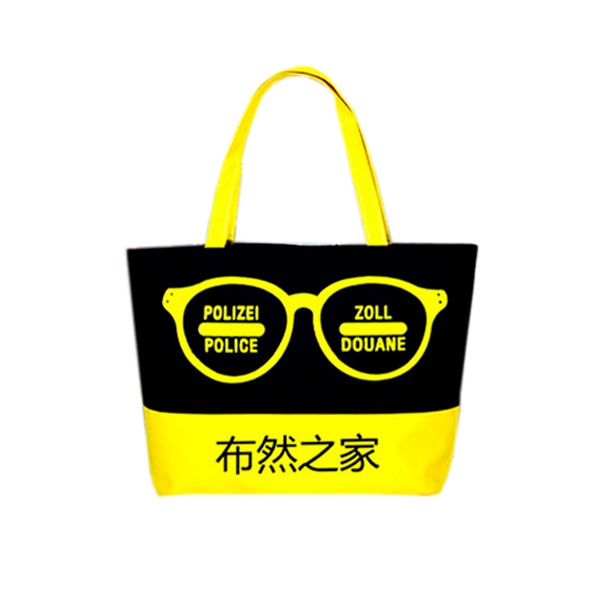Shopping canvas bag cheap cotton tote carry complete bag wholesale for women