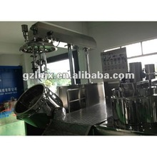 300L stainless steel bidirectional blending emusifying mixer machine