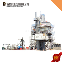 Inner-Type Stationary Asphalt Mixing Plant for Road Construction