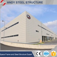 2017 trending products innovative construction building steel structure warehouse
