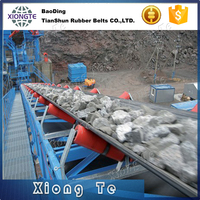 Sidewall Conveyor Belt for Heavy Duty Industry Qingdao Factory