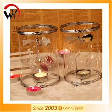 2015 PATENT NEW decorative SPIN candle holder funny christmas gifts popular items