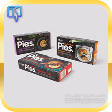 custom made paper packaging pies box wholesale