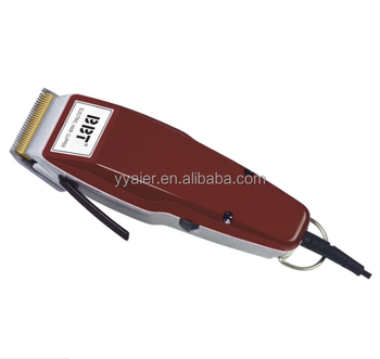 Power AC Motor Hair Clipper With Adjustable Control Lever
