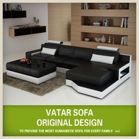 2015 hot sell sofa mebel H2206C