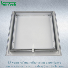 Powder coated or mill finish aluminum substance access ceiling Panel with international standard gypsum board in the usa