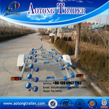 2 axle easy load performance long boat trailer for sale