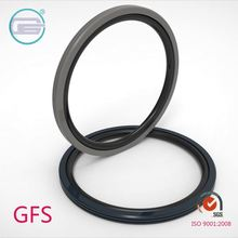 bronze rotary seal for hydraulic cylinder sealing