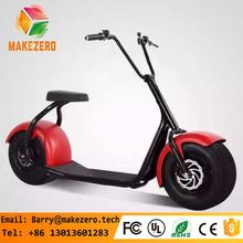 2017 long range 1000w 60V 2 wheel electric scooter / harley motorcycle citycoco