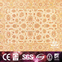 Discount Grave High-grade Hand Made Wool Persian Oriental Rug