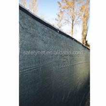 Dark Green Fence Windscreen Privacy Screen Mesh Fabric Cover Shade Cloth