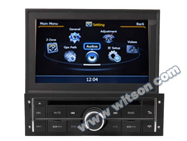 WITSON CAR AUDIO SYSTEM FOR MITSUBISHI <strong>L200</strong> 2010-2012 WITH A8 CHIPSET DUAL CORE 1080P V-20 DISC