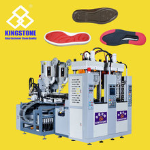 2 Stations TR/TPU/Rubber Double Color Outsole Shoe Making Machine JL-208-2S