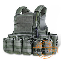 Bulletproof vest with Quick Release System and Molle System Waterproof and Flame Retardant Rock Bottom Price Limited Time Promot