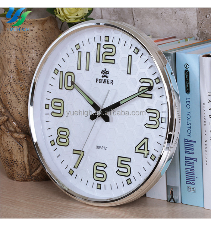 Morden Dual Time Zone Clock Pendulum Clock Wall Clocks For Sale